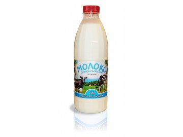 Молоко 4%