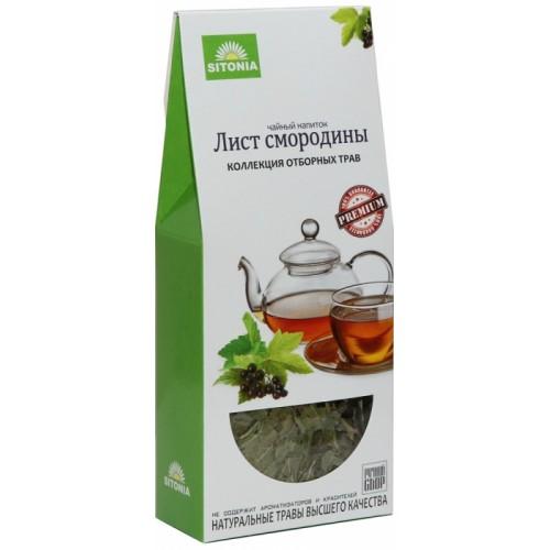 Чай из листьев мяты смородины